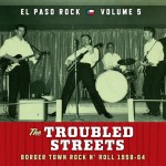 CD - VA - El Paso Rock Vol. 5: The Troubled Streets