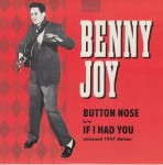 Single - Benny Joy - Button Nose , If I Had You