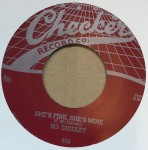 Single - Bo Diddley - She?s Fine. She?s Mine / I?m Looking For A Woman