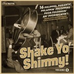 LP - VA - Shake Yo Shimmy Vol. 1