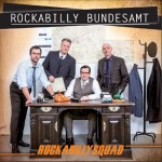 CD - Rockabilly Squad - Rockabilly Bundesamt
