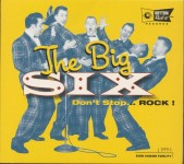 CD - Big Six - Don't Stop Rock! Best Of Collection