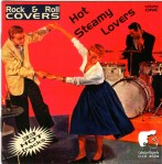 CD - VA - Rock & Roll Covers - Hot Steamy Lovers Vol. 1