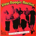 CD - VA - Slow Boogie Rockin Vol. 4