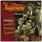 CD - Barnstompers - Present Western Rhythm