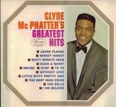 LP - Clyde McPhatter - C. McPhatters Greatest Hits