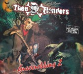 CD - Thee Flanders - Graverobbing 2