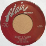 Single - Big Duke - Baby Beat It / Beggin? & Pleadin?