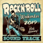 CD - VA - Walldorf Rock'n'Roll Weekender 2019