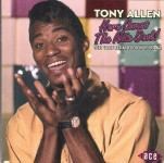 CD - Tony Allen - Here Comes The Nite Owl!
