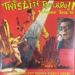 LP - VA - Twistin Rumble Vol. 10