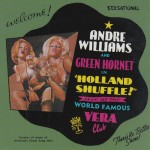 LP - Andre Williams - Holland Shuffle