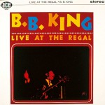 LP - B.B. King - Live at the Regal