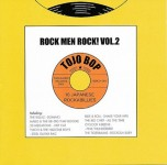 CD - VA - Rock Men Rock Vol. 2 - Tojo Bop