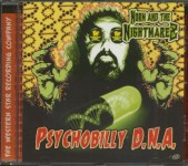 CD - Norm and the Nightmarez - Psychobilly D.N.A.