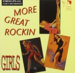 CD - VA - More Great Rockin' Girls