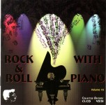 CD - VA - Rock And Roll With Piano Vol. 16