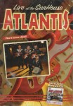 DVD - Atlantis - Live At The Sunhouse