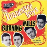 CD - Tennessee Boys - Burnin' Miles