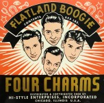CD - Four Charms - Flatland Boogie
