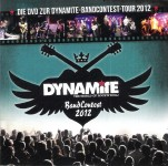 DVD - Dynamite Magazin Bandcontest-Tour 2012