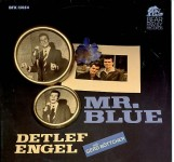 LP - Detlef Engel - Mr Blue