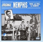 CD - VA - Original Memphis Rock and Roll and Country