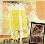 CD - Mad Dog And The Smokin' Js - Wired And Tired