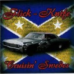 CD - Flick Knife - Cruisin' Swedes