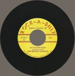 Single - Boppin' Passions - Little Bop Baby; Jitterbop Baby
