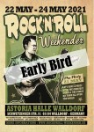 Early Bird Walldorf R'n'R Weekender Ticket 2021