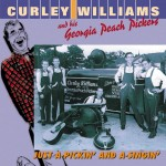 CD - Curley Williams & his Georgia Peach Pickers - Just Pickin And A-Singin