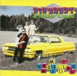 CD - Big Daddy & Rockin Combo - My Cadillac Kids