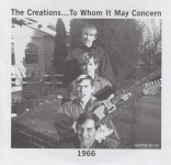 Single - Creations - To Whom It May Concern , Better Watch Out , I'M Mad , Soul And Feeling