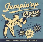 CD - Jumpin' Up - Please Stop Talking