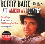 CD - Bobby Bare - All American Country