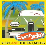 CD - Ricky And The Balladeers - Everyday