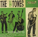 CD - Hitones - I'm Gonna Leave You