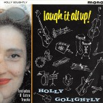 CD - Holly Golightly - Laugh It All Up!