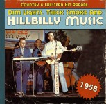 CD - VA - Country & Western Hit Parade 1958