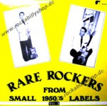 LP - VA - Rare Rockers From Small 1950s Labels Vol. 3