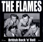 LP - Flames - British Rock 'n' Roll