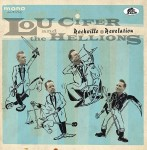 CD - Lou Cifer & the Hellions - Rockville Revelation