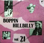 LP - VA - Boppin Hillbilly Vol. 21