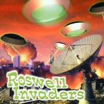 CD - Roswell Invaders - Self Titled