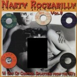 LP - VA - Nasty Rockabilly Vol. 8