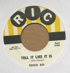 Single - Eddie Bo - Every Dog Got His Day / Tell It Like It Is