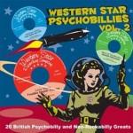 CD - VA - Western Star Psychobillies Vol. 2
