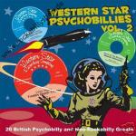 CD - VA - Western Star Psychobillies Vol. 2