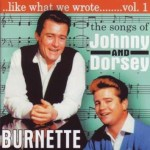 CD - Burnette Bros & Others - Like What We Wrote Vol. 1